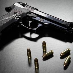 اسلحه  تفنگ gun