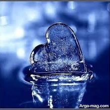 قلب شیشه ای